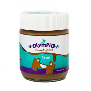 chocolate spread iron