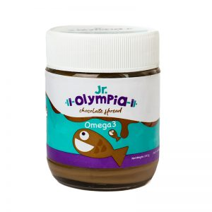 chocolate spread omega