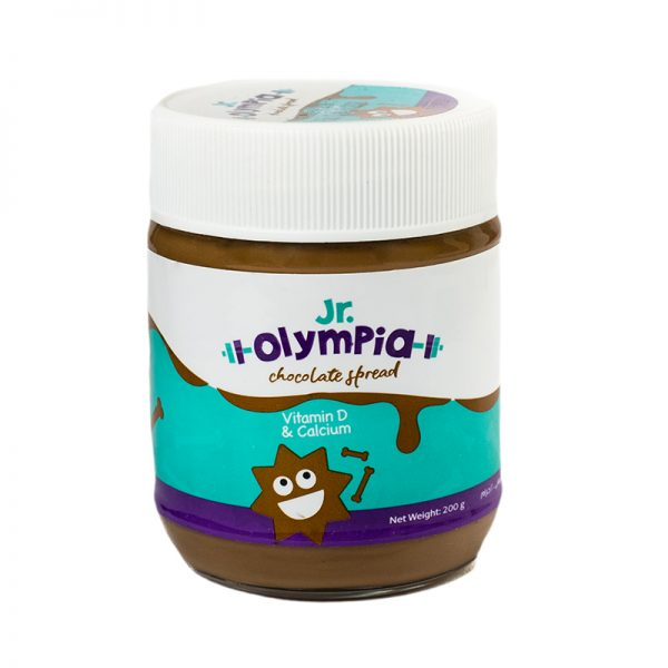 chocolate spread vitD